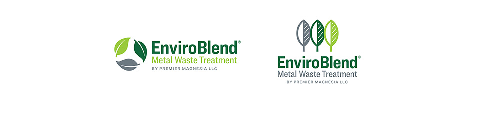Enviroblend logo refresh designs